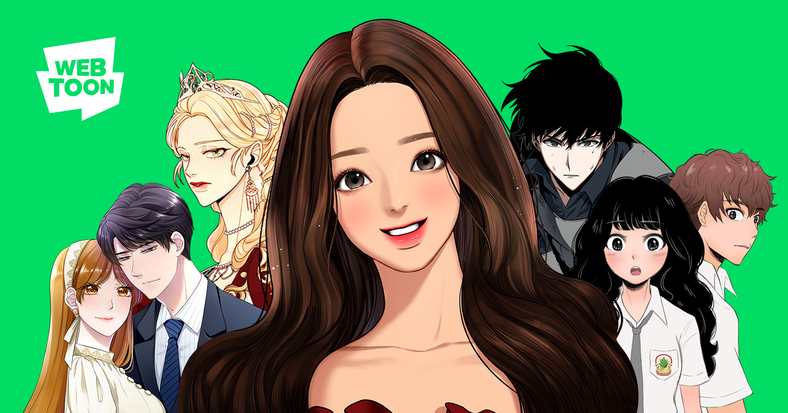 LINE WEBTOON - Global Digital Free Comics Service Platform